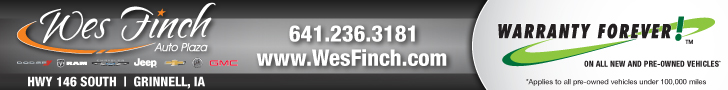 Wes Finch 728x90