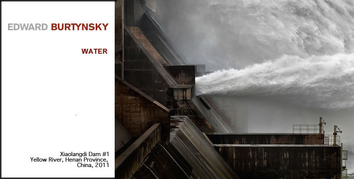 """EDWARD BURTYNSKY: WATER"" AT FAULCONER GALLERY OPENS FRI. JUNE 11"