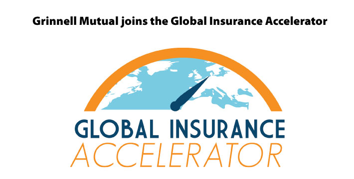 Grinnell Mutual joins the Global Insurance Accelerator