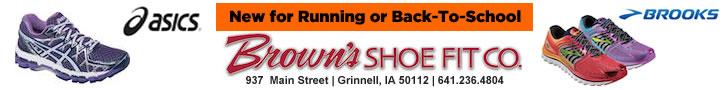 Browns Shoe Fit -Leaderboard