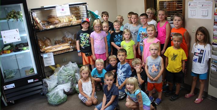 Giving Gardens Supply MICA