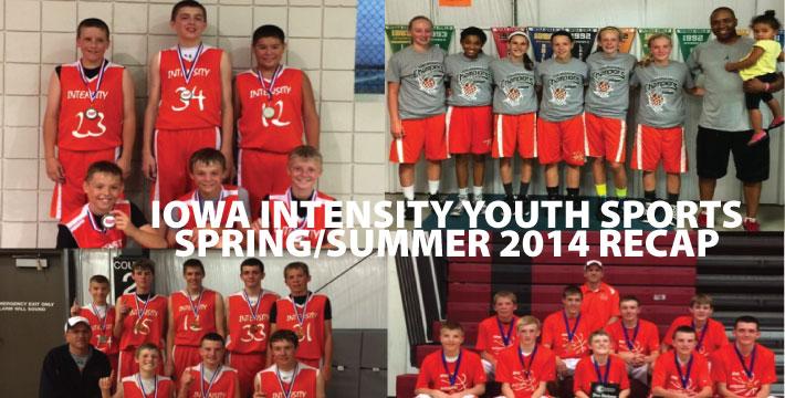 Iowa Intensity Youth Sports Spring/Summer Season Recap