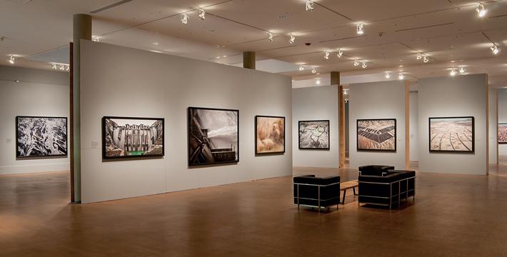 """Burtynsky Water Exhibition """"edward Burtynsky Water,"""""""