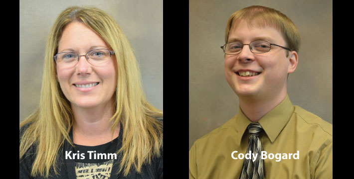 Grinnell Mutual announces Timm & Bogard promotions
