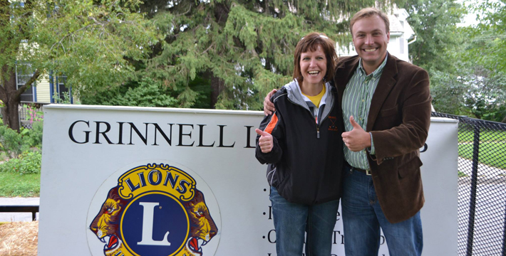 2014 Grinnell Lions Ag Appreciation Day Held September 11
