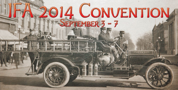 """136th Annual Iowa Firefighters Convention,  """"What can the citizens of Grinnell expect to see?"""""""