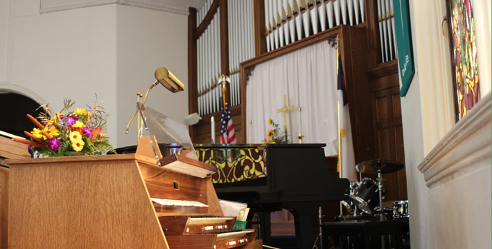 Methodists to hold Organ Rededication and Celebration of Worship on Sept. 14