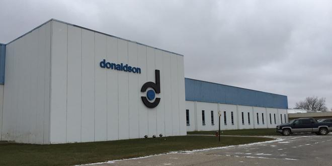 Donaldson Company Announces Closure of Its  Grinnell, Iowa, Plant
