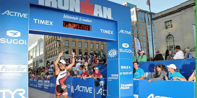USA Triathlon Honors F. Austin Jones as a 2014 All American