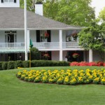 Augusta National Clubhouse....  courtesy Dr. Dave Smith