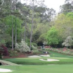 Hole 12 Augusta National...courtesy Dr. Dave Smith