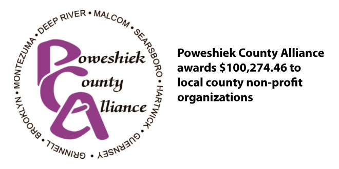 Poweshiek County Alliance awards $100,274.46 to local organizations