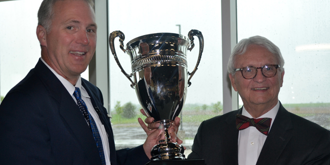 Grinnell Mutual reclaims Corporate Cup honors