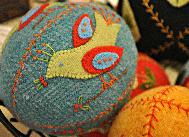 "B J Santema's ""Folk Art Eggs"", a Miscellaneous entry"