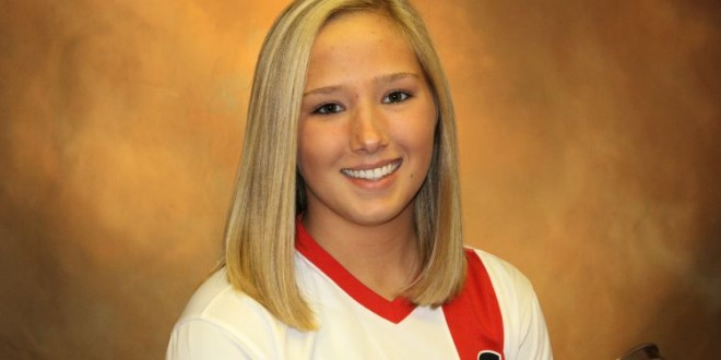 MIRANDA JONES, 2013 GHS GRADUATE AND MONMOUTH COLLEGE JUNIOR, AWARDED MIDWEST ACADEMIC ALL-CONFERENCE FOR WOMEN'S SOCCER