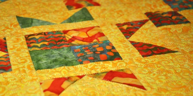 "JEWEL BOX QUILT GUILD PRESENTS ""FIFTY SHADES OF COLOR"" AT THE IOWA TRANSPORTATION MUSEUM"