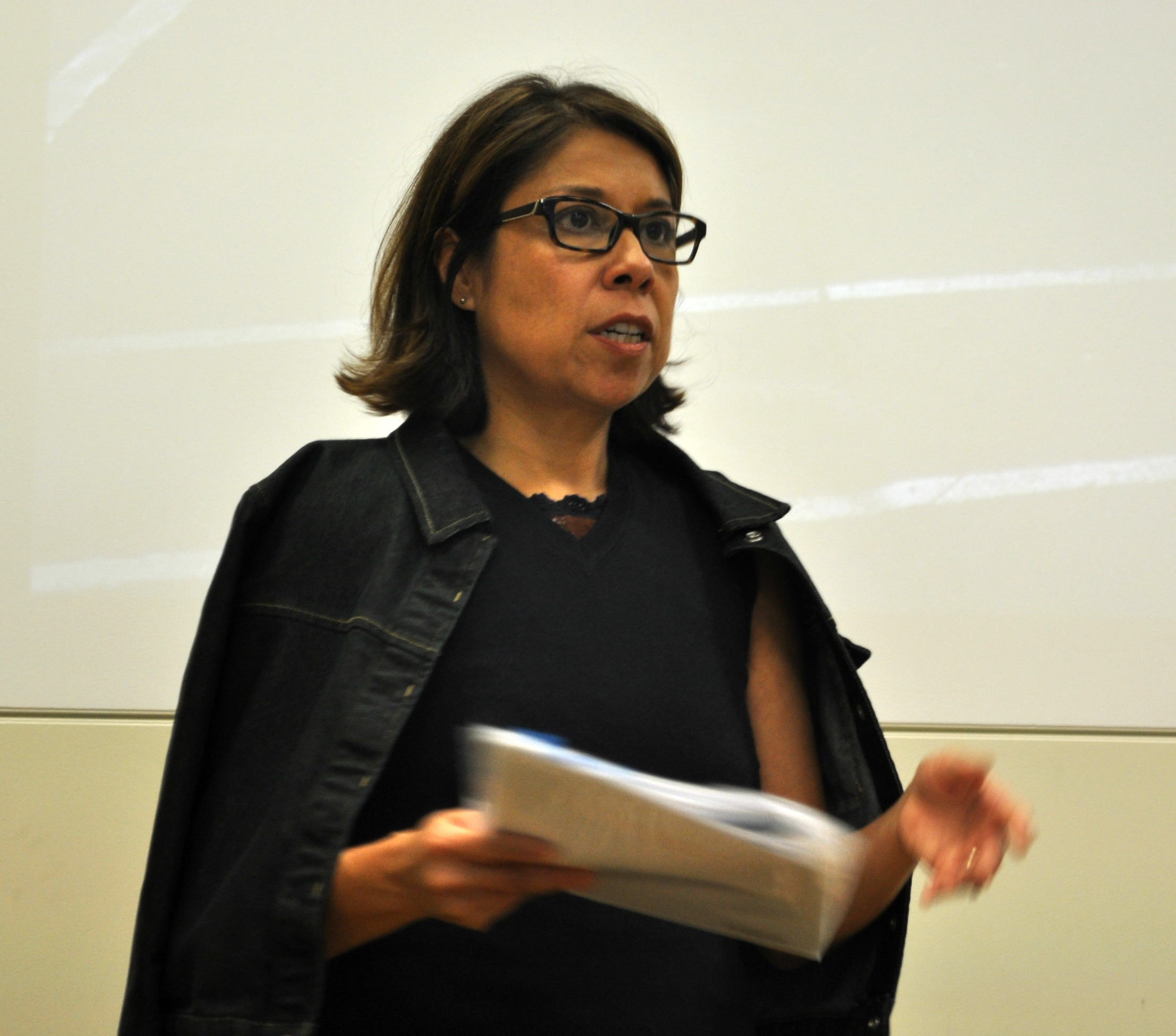 Monica Chavez-Silva, Director of Community Enhancement & Engagement at Grinnell College