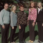 The attached picture includes Dion Schrack, St. Francis Manor Executive Administrator; Susan Witt, representing the Claude W. Ahrens Charitable Trust; Betty Hammond, St. Francis Manor Foundation Board Member; Barb Baker, St. Francis Manor Foundation Board Chair; and Mindy Van Dyke, St. Francis Manor Director of Development.