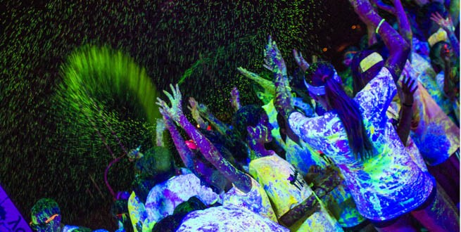 Grinnell Games weekend to feature new UV Splash nighttime run