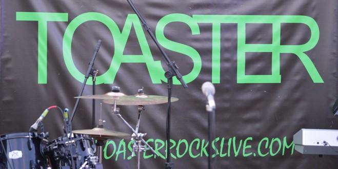 Toaster kicks off Friday Fest series June 3