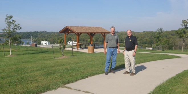 Poweshiek County Conservation Fund Gets a Boost