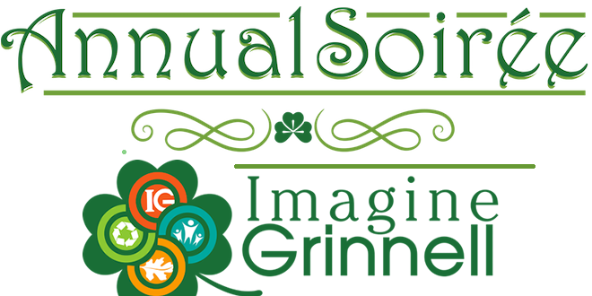 """Going Green"" Theme for Imagine Grinnell Fundraiser March 17"