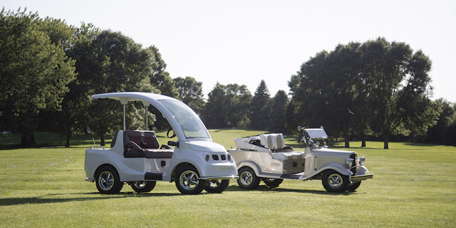 Iowa Small Business Makes Big Moves in Golf Car Industry | Streetrod on smith regulator, smith facebook, smith car,
